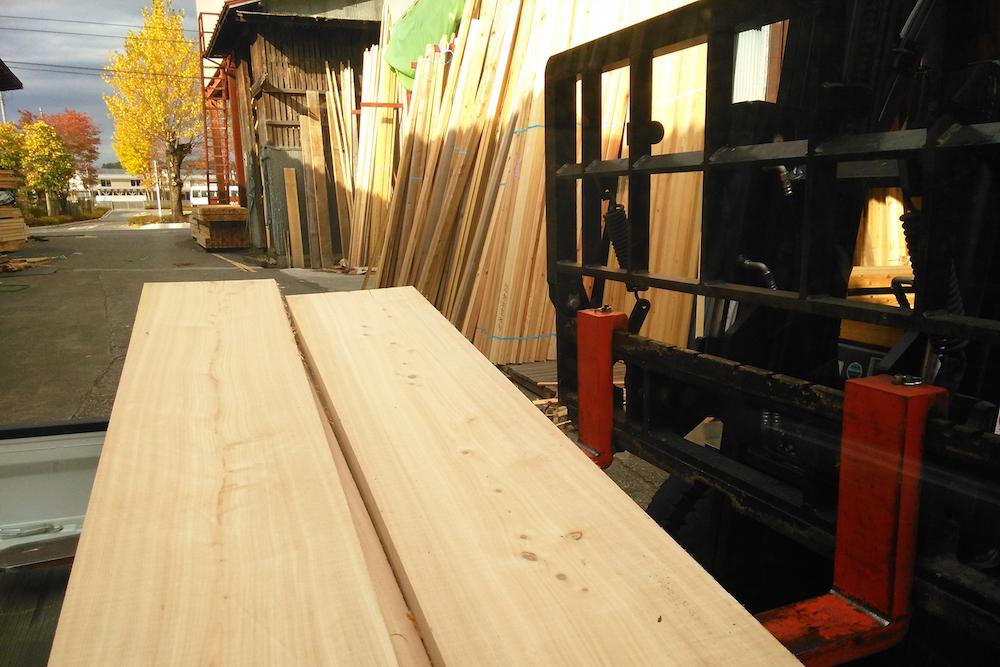 押田製材所木材1066
